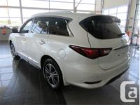 Make Infiniti Model Qx60 Year 2018 Colour White kms