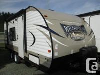 Exclusive to Arbutus RV! Come in and view our new