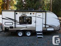 LET'S GET WILD!! Exclusive to Arbutus RV! Come in and