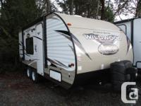ISLAND WILD----Exclusive to Arbutus RV. If you are
