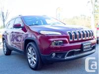 Make Jeep Model Cherokee Year 2018 Colour Red kms