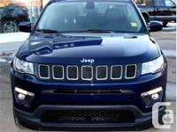 Make Jeep Model Compass Year 2018 Colour Blue kms
