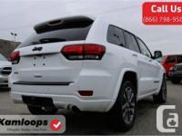 Make Jeep Model Grand Cherokee Year 2018 Colour White