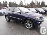Make Jeep Model Grand Cherokee Year 2018 Colour Blue