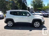 Make Jeep Model Renegade Year 2018 Colour White kms