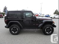 Make Jeep Model Wrangler Year 2018 Colour Black kms