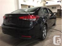 Make Kia Model Forte Year 2018 Colour Black kms 35921