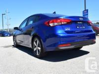Make Kia Model Forte Year 2018 Colour Blue Trans