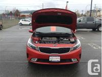 Make Kia Model Forte Year 2018 Colour Red kms 13710