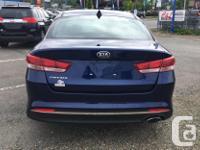 Make Kia Model Optima Year 2018 Colour Blue kms 45969