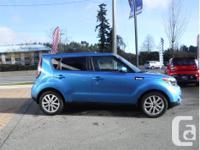 Make Kia Model Soul Year 2018 Colour Blue kms 48077