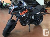 Make KTM Model Adventure Year 2018 kms 2950 Just Traded