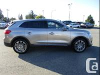 Make Lincoln Model MKX Year 2018 Colour Iced Mocha