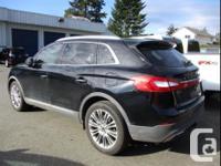 Make Lincoln Model MKX Year 2018 Colour Black Velvet