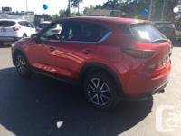 Make Mazda Model CX-5 Year 2018 Colour SOUL RED