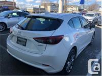 Make Mazda Model MAZDA3 Year 2018 Colour White kms