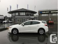 Make Mazda Model Mazda3 Sport Year 2018 Colour White