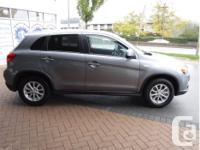 Make Mitsubishi Model RVR Year 2018 Colour Grey kms