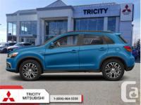Make Mitsubishi Model RVR Year 2018 Colour Octane Blue