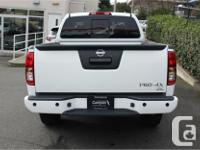 Make Nissan Model Frontier Year 2018 Colour White kms
