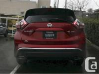 Make Nissan Model Murano Year 2018 Colour Red kms 1132