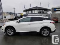 Make Nissan Model Murano Year 2018 Colour White kms