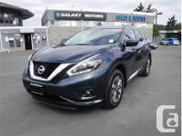 Make Nissan Model Murano Year 2018 Colour Blue kms