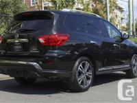 Make Nissan Model Pathfinder Year 2018 Colour Black