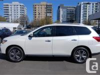 Make Nissan Model Pathfinder Year 2018 Colour White