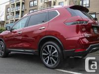 Make Nissan Model Rogue Year 2018 Colour Red kms 974