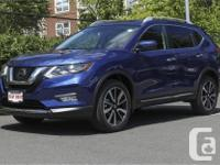 Make Nissan Model Rogue Year 2018 Colour Blue kms 917