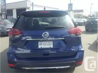 Make Nissan Model Rogue Year 2018 Colour Blue kms 8442