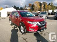 Make Nissan Model Rogue Year 2018 Colour Red kms 41002