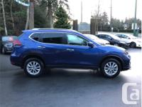 Make Nissan Model Rogue Year 2018 Colour Blue kms