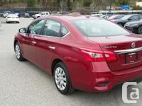 Make Nissan Model Sentra Year 2018 Colour Red kms