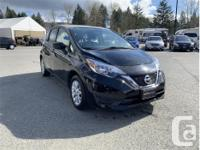 Make Nissan Model Versa Note Year 2018 Colour Black