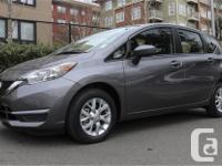 Make Nissan Model Versa Note Year 2018 Colour Grey kms