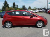 Make Nissan Model Versa Note Year 2018 Colour Red kms