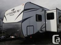 Price: $38,995 Stock Number: R347 2018 Outdoors RV