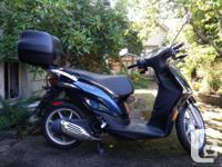 Make Piaggio Year 2018 kms 3500 Bought brand new in