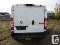 Make Ram Model Promaster Cargo Van Year 2018 Colour