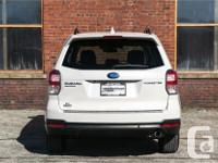 Make Subaru Model Forester Year 2018 Colour White kms