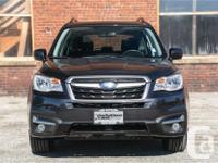 Make Subaru Model Forester Year 2018 Colour Dark Grey