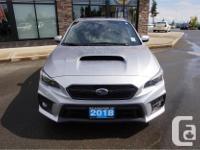 Make Subaru Model WRX Year 2018 Colour Silver kms
