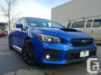 Make Subaru Model WRX Year 2018 Colour blue kms 8500