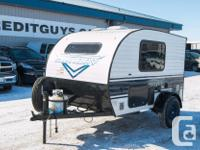 2018 SUNRAY 109 by Sunset RV Park This mini little RV