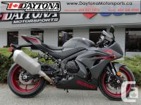 2018 Suzuki GSX-R1000 ABS Sport Bike * The King of