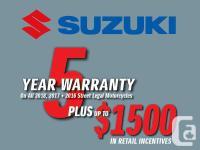 2018 Suzuki V Strom 1000 SE Adventure Touring * 2018 V