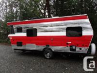 Vintage trailers are more popular than ever in the RV