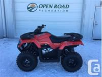 Price: $4,999 Stock Number: AC2033 2018 Textron Off